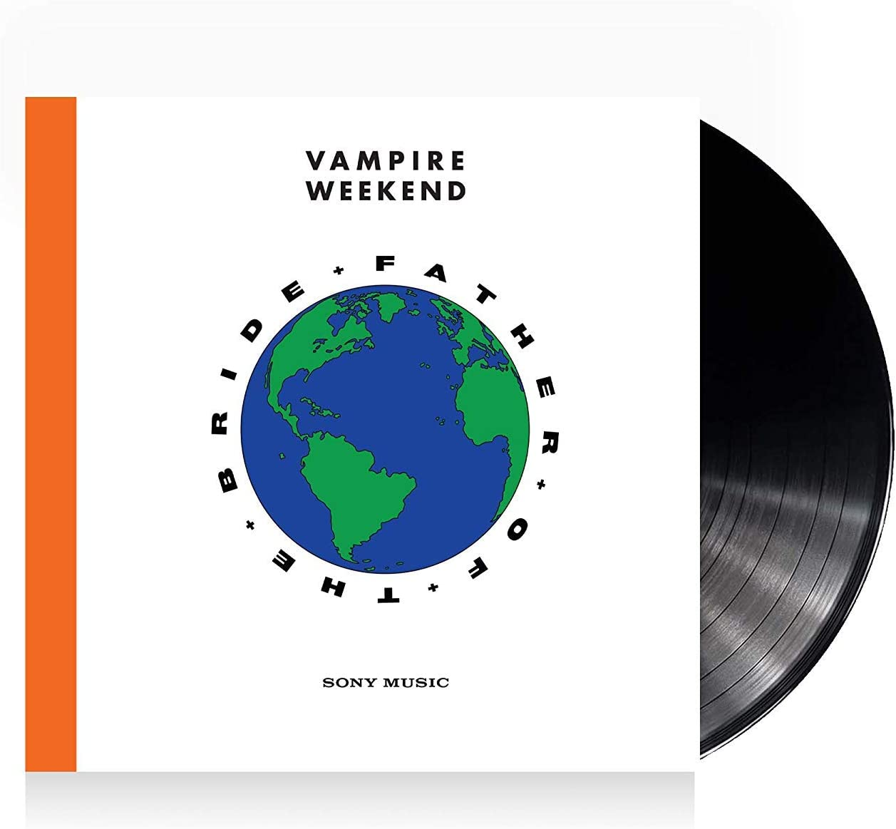 Vampire Weekend/Father Of The Bride [LP]