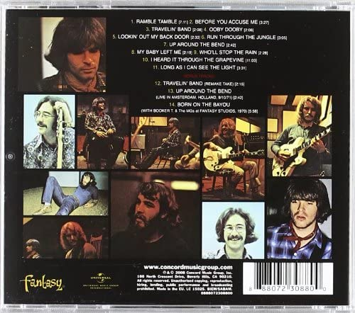 Creedence Clearwater Revival/Cosmo's Factory [CD]