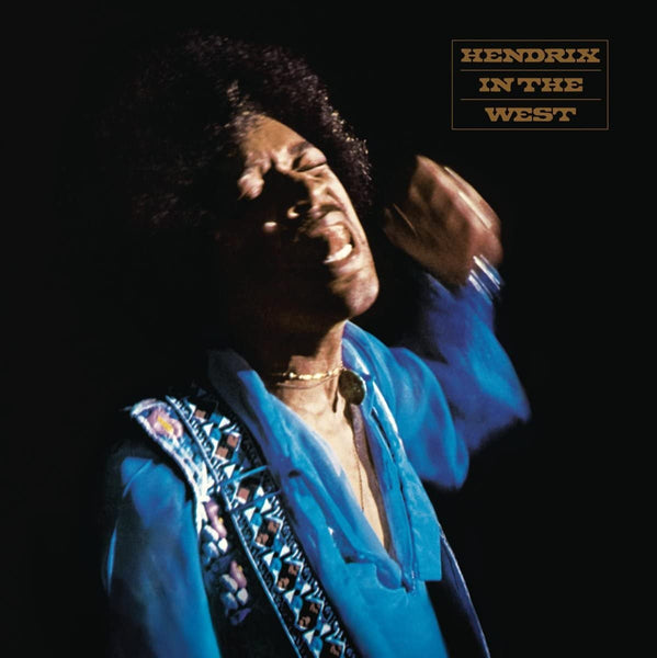 Hendrix, Jimi/In The West [CD]