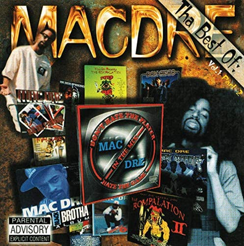 Mac Dre/Tha Best Of Mac Dre Vol. 1 (Part 2) (2LP/180g) [LP]