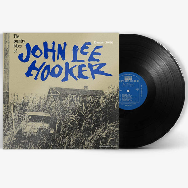 Hooker, John Lee/Country Blues of [LP]