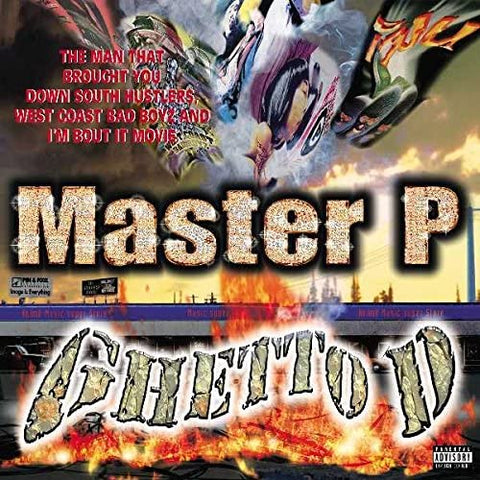Master P/Ghetto D [LP]