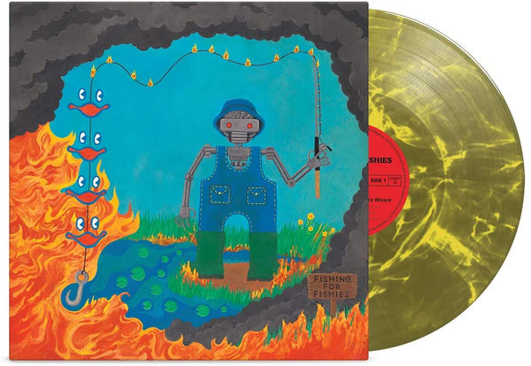 King Gizzard & The Lizard Wizard/Fishing For Fishes (Coloured Vinyl) [LP]