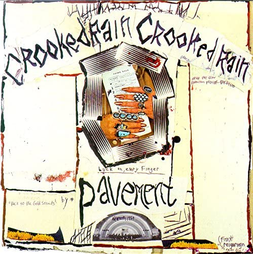 Pavement/Crooked Rain, Crooked Rain [LP]