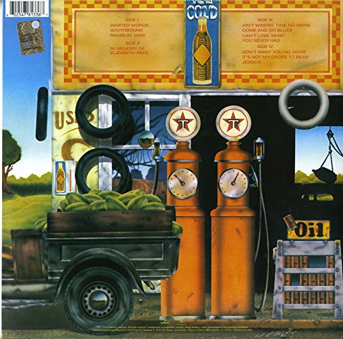 Allman Brothers Band/Wipe The Windows, Check The Oil, Dollar Gas (2LP) [LP]