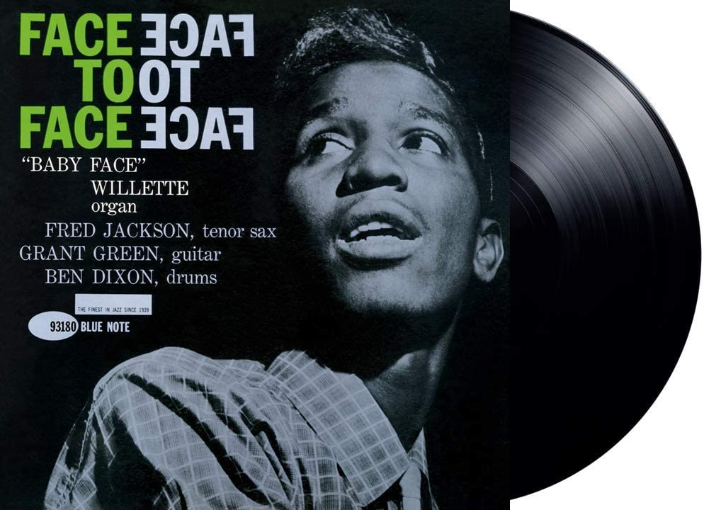 Willette, Baby Face/Face to Face (Blue Note Tone Poet) [LP]