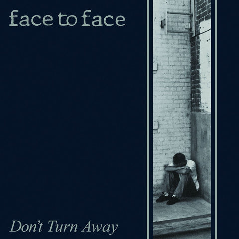 Face To Face/Don't Turn Away [LP]
