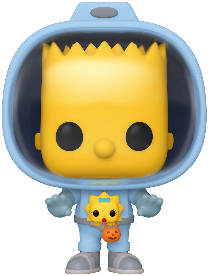 Pop! Vinyl/Spaceman Bart - The Simpsons Treehouse Of Horror [Toy]