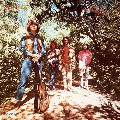 Creedence Clearwater Revival/Green River [LP]