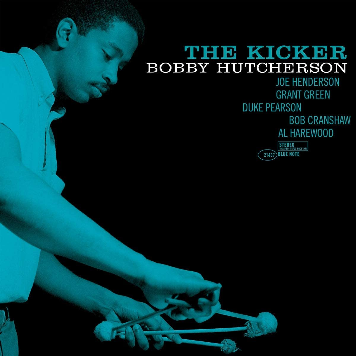 Hutcherson, Bobby/The Kicker (Blue Note Tone Poet) [LP]