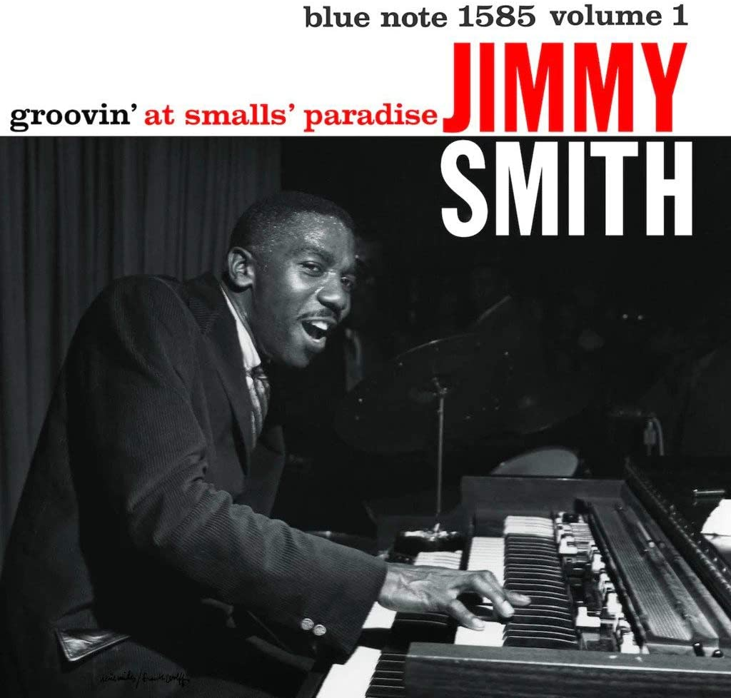 Smith, Jimmy/Groovin' At Small's Paradise [LP]