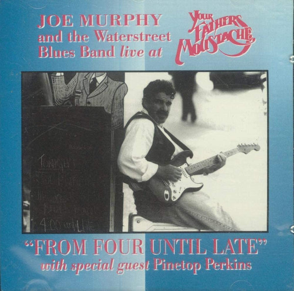 Murphy, Joe/Live At Your Father's Moustache [CD]
