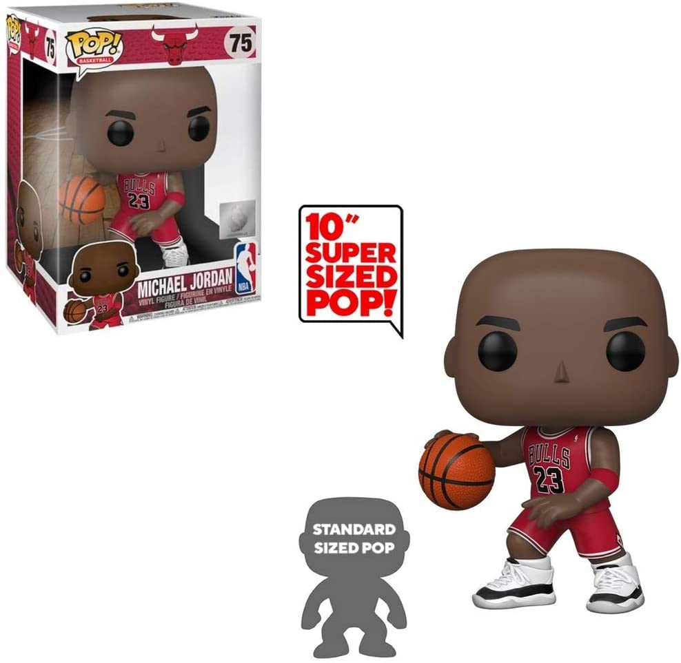"Pop! Vinyl/NBA - Michael Jordan 10"" [Toy]"