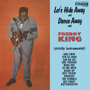 King, Freddy/Let's Hide Away (Colored Vinyl) [LP]