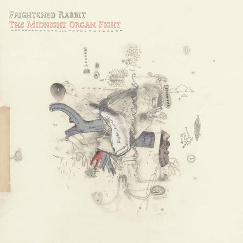 Frightened Rabbit/The Midnight Organ Fight [LP]