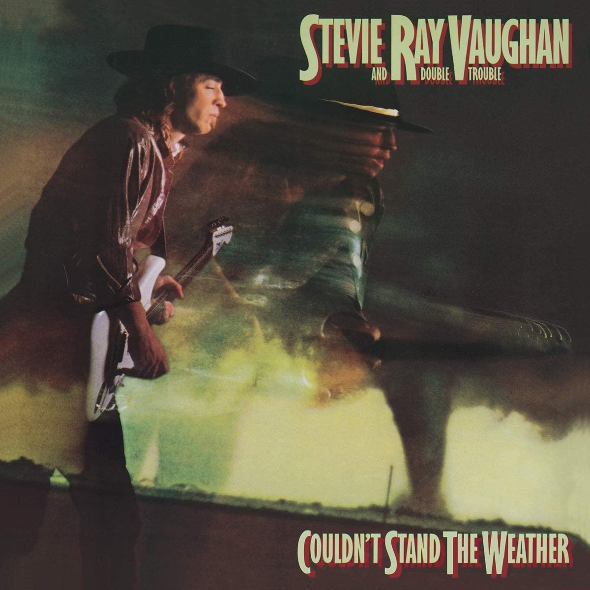 Vaughan, Stevie Ray/Couldn't Stand the Weather (2LP Colour Vinyl) [LP]