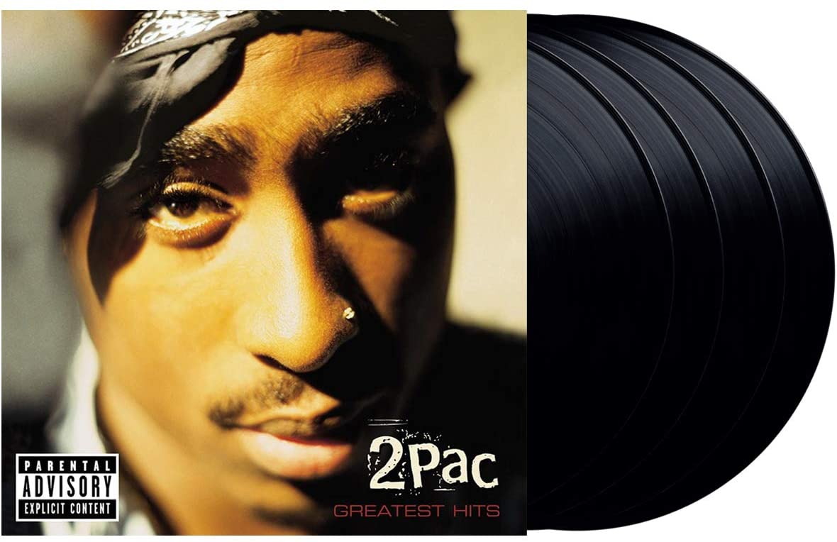 2Pac/Greatest Hits (4LP) [LP]