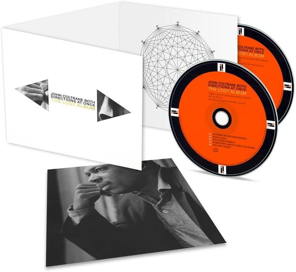 Coltrane, John/Both Directions At Once (The Lost Album) - Deluxe [CD]