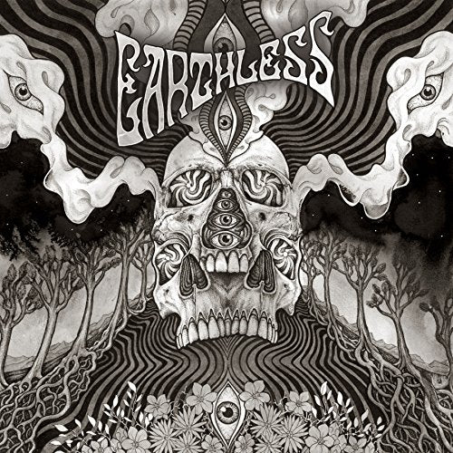 Earthless/Black Heaven (Coloured Vinyl) [LP]