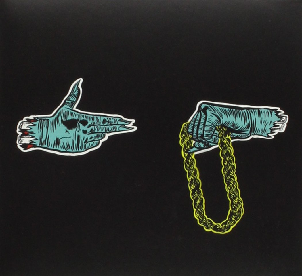Run the Jewels/Run the Jewels 1 [CD]