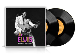 Elvis Presley/Live At The International Hotel, Las Vegas, Nv Aug [LP]