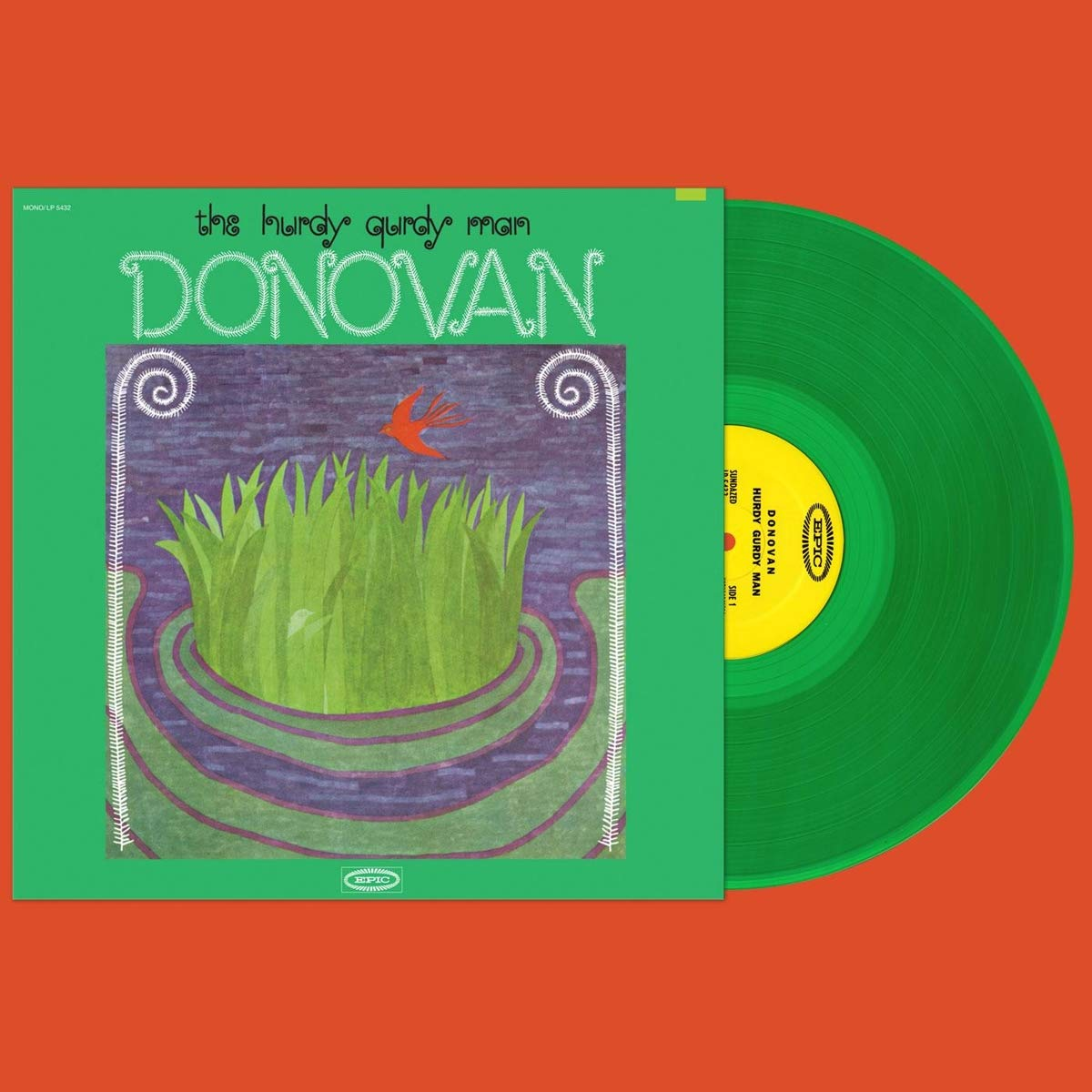 Donovan/The Hurdy Gurdy Man [LP]