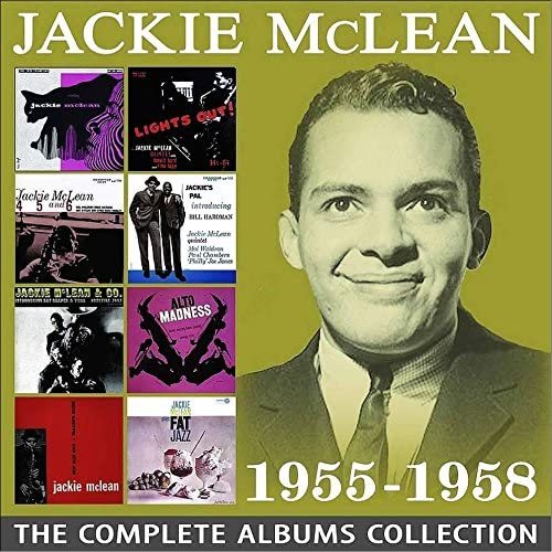 McLean, Jackie/The Complete Albums Collection [CD]