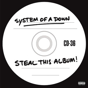 System Of A Down/Steal This Album [LP]