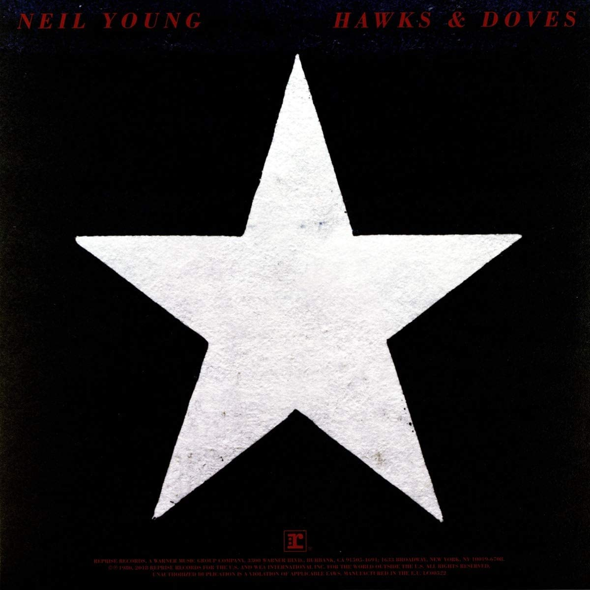 Young, Neil/Hawks & Doves [LP]