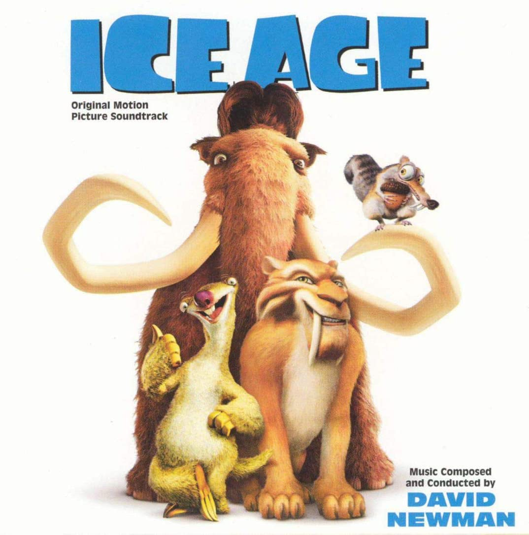 Soundtrack/Ice Age (Picture Disc) [LP]