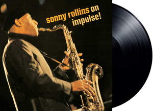 Rollins, Sonny/Sonny Rollins on Impulse [LP]