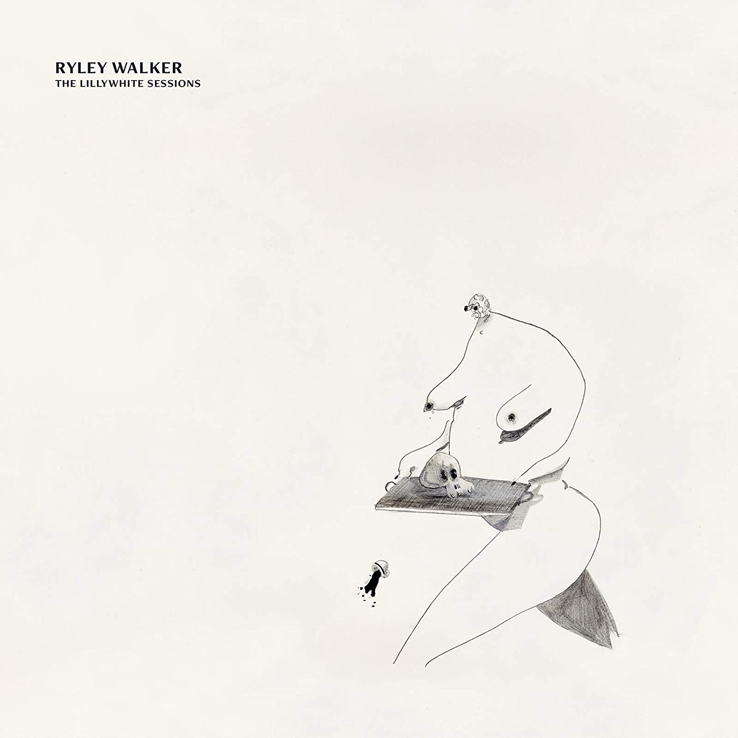 Walker, Ryley/The Lilly White Sessions [CD]