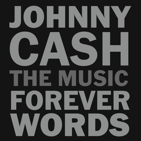 Cash, Johnny/Forever Words (Tribute To) (2LP) [LP]