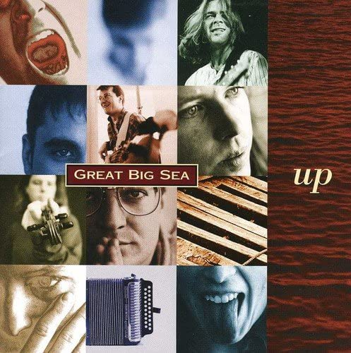 Great Big Sea/Up [CD]