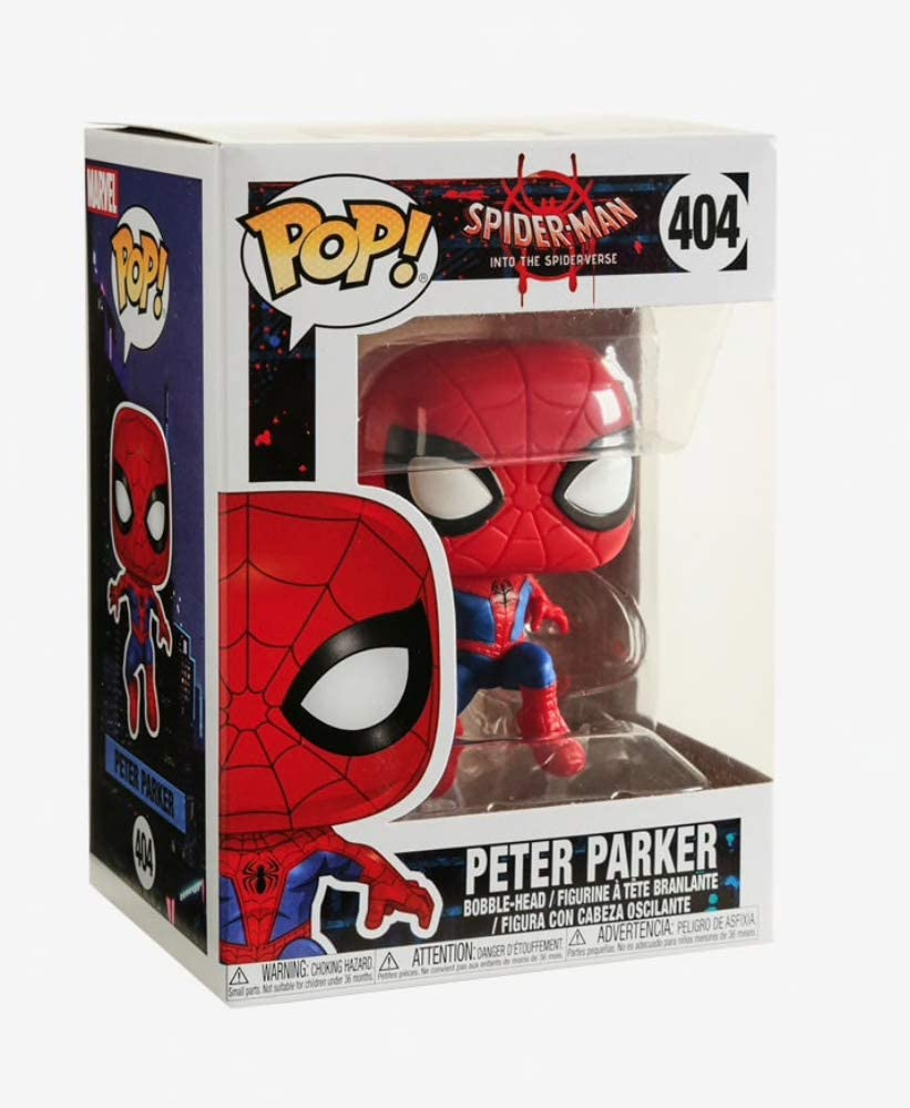 Pop! Vinyl - Spider-Man - Peter Parker [Toy]