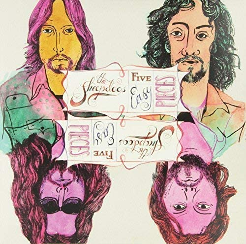 Sheepdogs, The/Five Easy Pieces [LP]