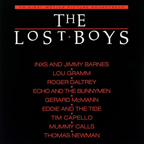 Soundtrack/The Lost Boys [LP]