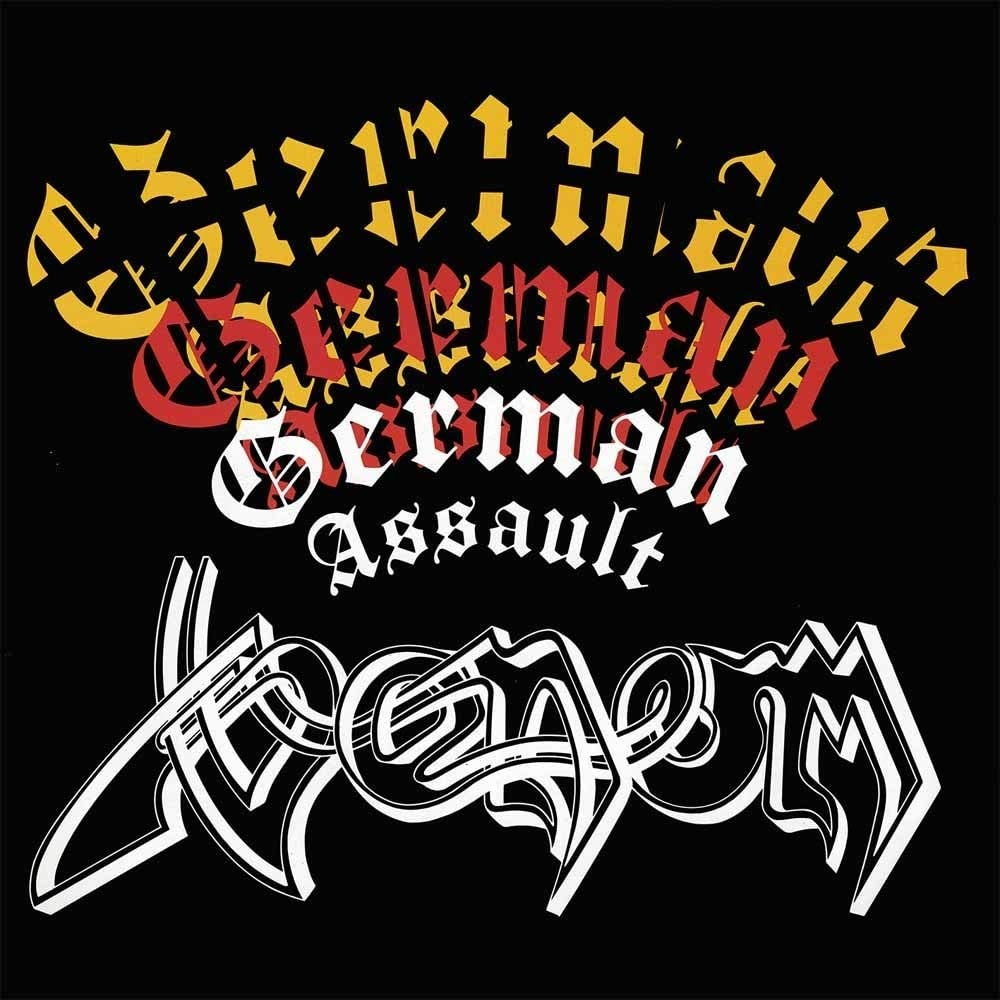 Venom/German Assault [LP]