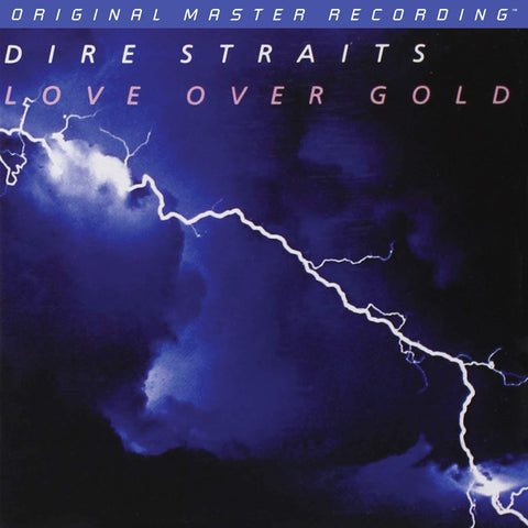 Dire Straits/Love Over Gold (MFSL 2LP 45rpm Audiophile)