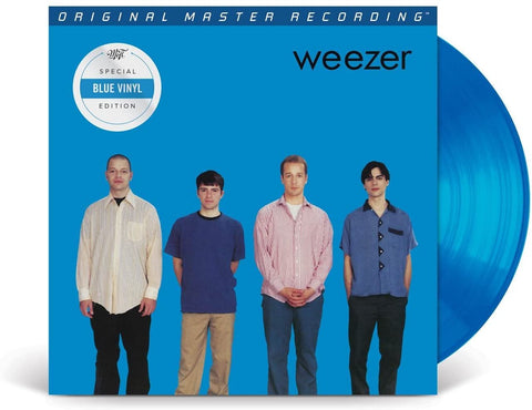 Weezer/Weezer (The Blue Album) MFSL Audiophile - Blue Vinyl [LP]