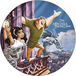 Soundtrack/The Hunchback Of Notre Dame (Picture Disc) [LP]