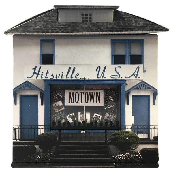 Various Artists/Motown's Biggest Hits (11CD Replica Hitsville Box) [CD]