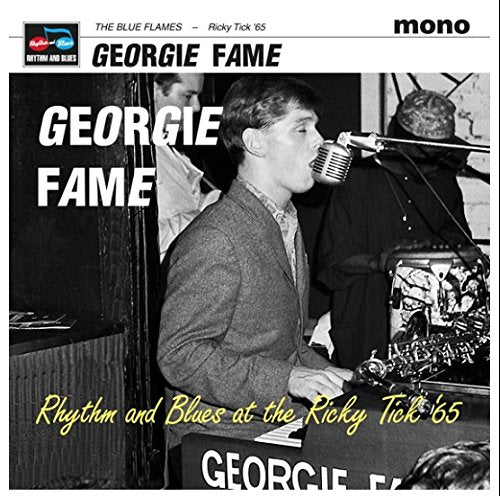 Fame, Georgie/Rhythm And Blues At Ricky Tick 65' [LP]