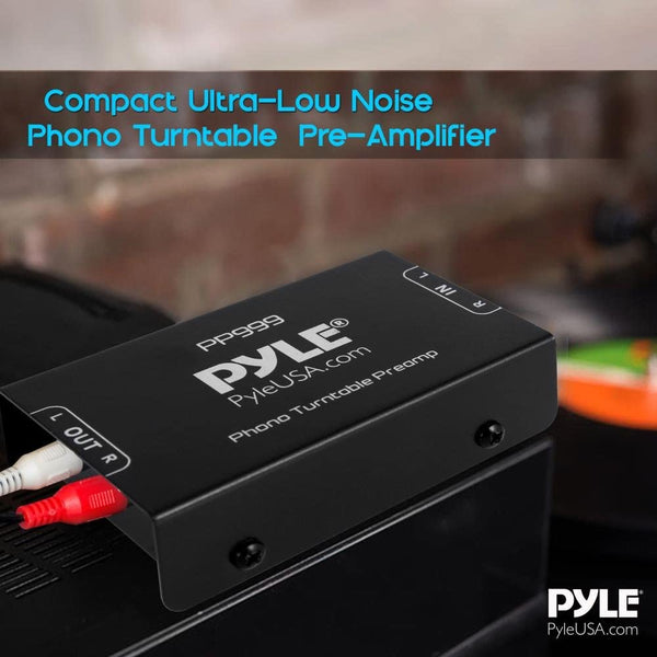 Pyle Audio PP999 Turntable Preamp [Turntable]
