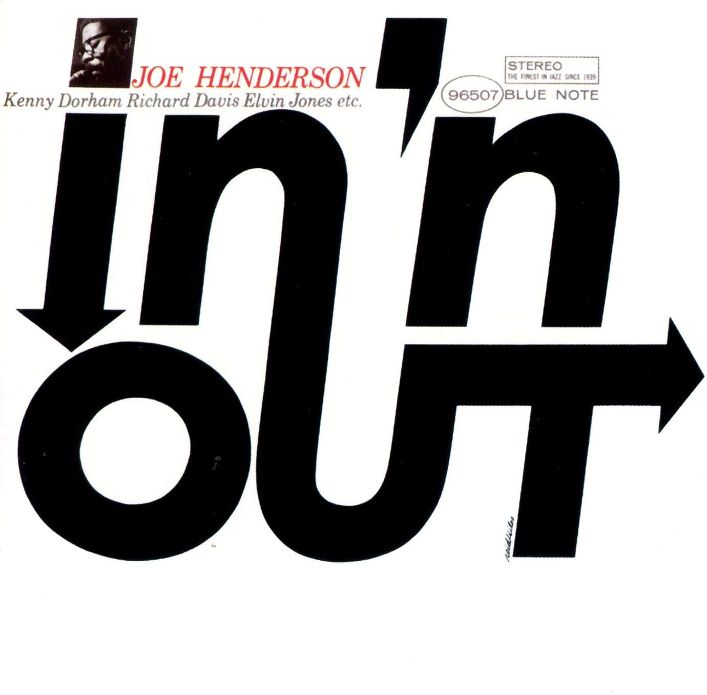 Henderson, Joe/In 'N Out [LP]