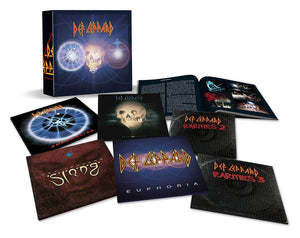 Def Leppard/Box Set Vol. 2 (10LP) [LP]