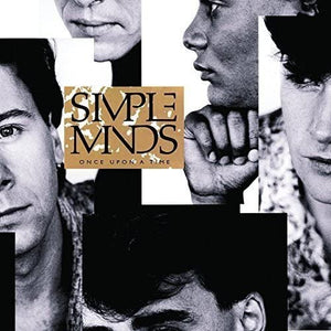 Simple Minds/Once Upon A Time [LP]