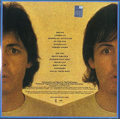 McCartney, Paul/II [LP]