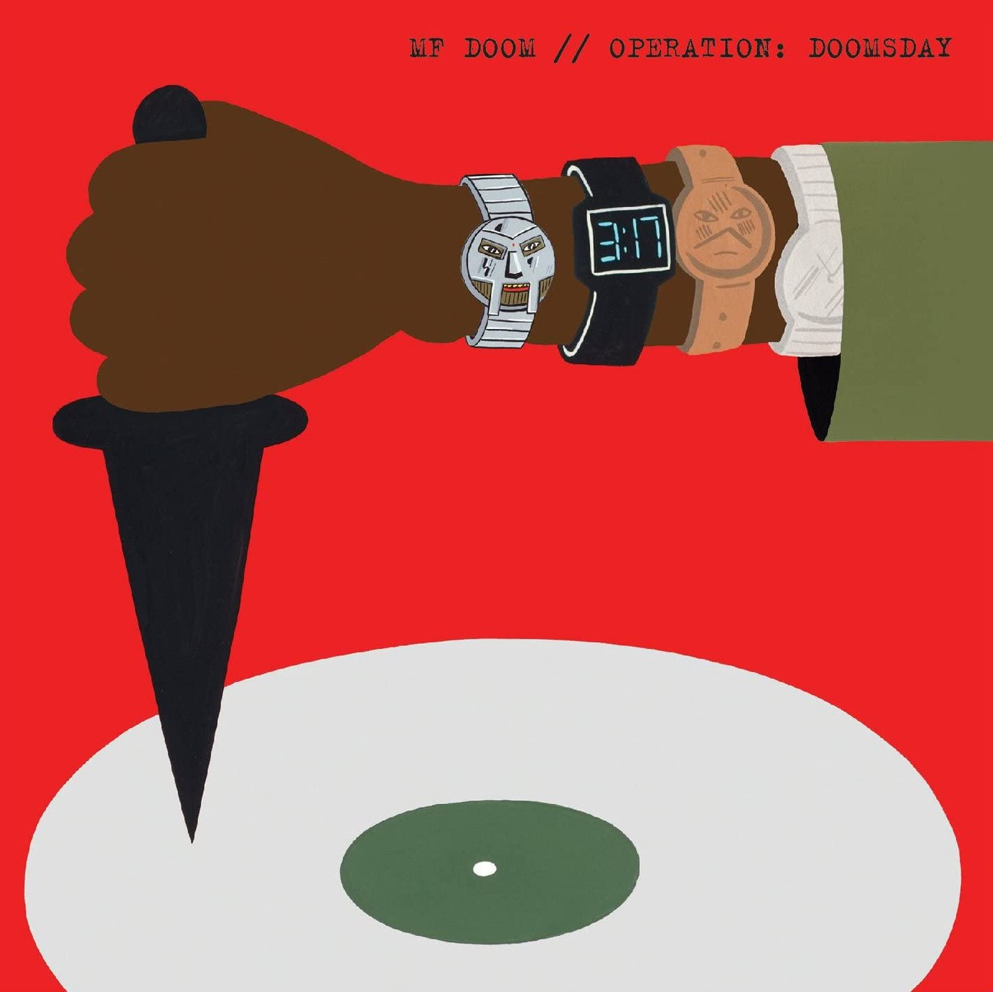 MF Doom/Operation: Doomsday (Deluxe) [CD]