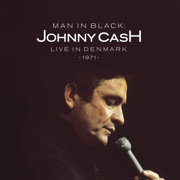 Cash, Johnny/Live In Denmark 1971 [CD]